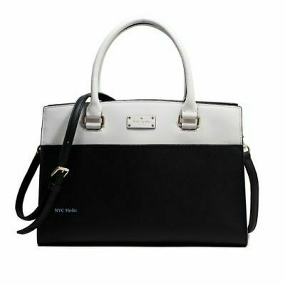 kate spade Handbags - ♠️Kate Spade NY NWT Grove Street Caley Satchel Bag
